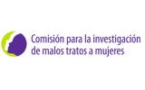 COMISIÓN PARA LA INVESTIGACIÓN DE MALOS TRATOS A MUJERES