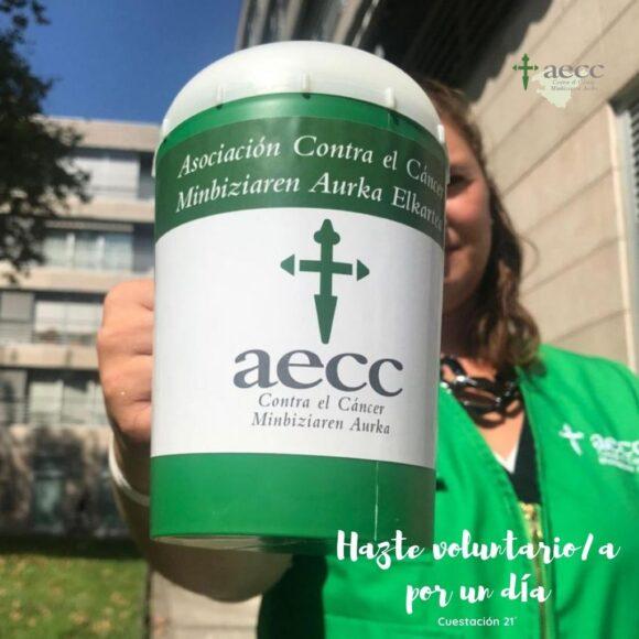 AECC – Campaña de cuestación
